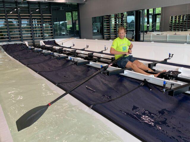 Sõudeklubi uus spordimaja kuulutati Pärnumaa aasta sporditeoks