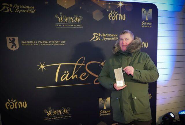 Sõudeklubi uus spordimaja valiti Pärnumaa aasta sporditeoks